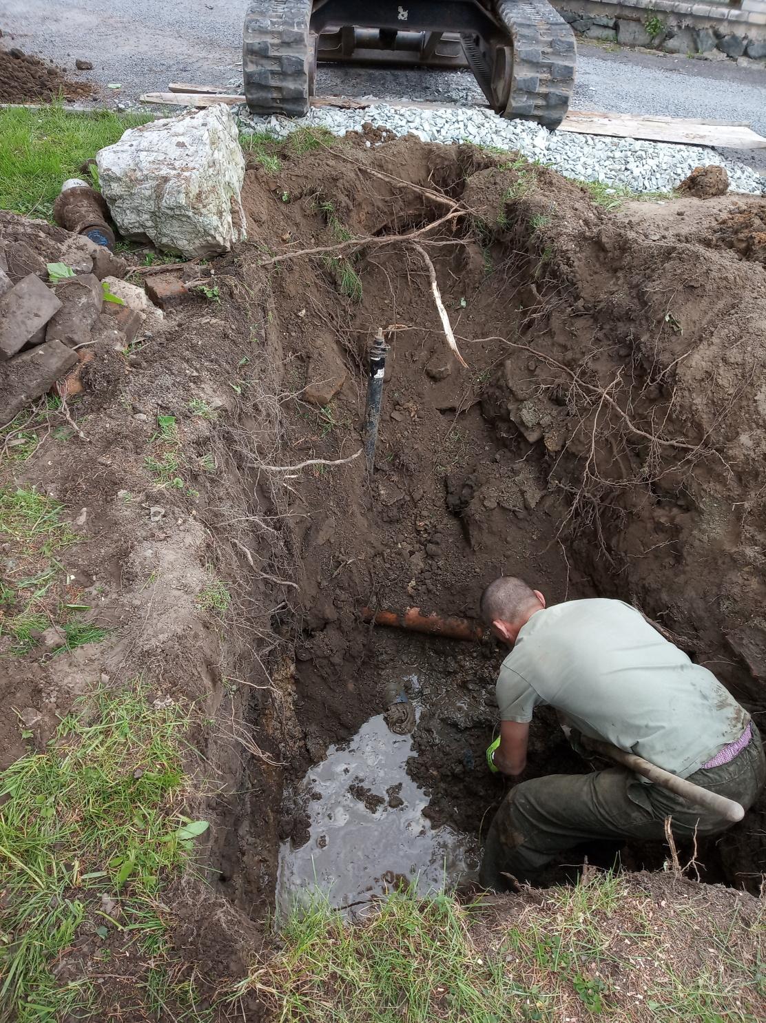 Oprava hydrantů (3)